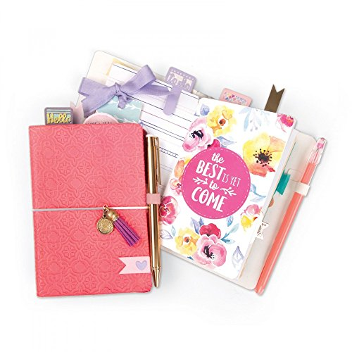 Sizzix 662467 Bigz L Die By Katelyn Lizardi Pocket Traveler'S Notebook, Multicolor by Sizzix