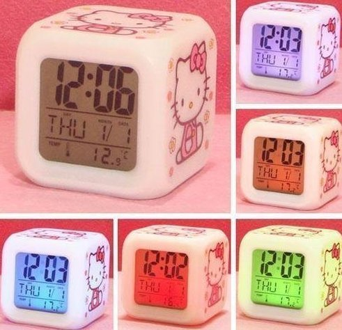 moodicare-hello-kitty-alarm-clock-w-soothing-glow-led-lights-and-thermometer