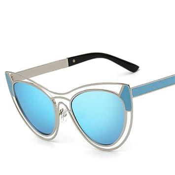 Metal personalizada moda gafas de sol, gafas de sol, gafas ...
