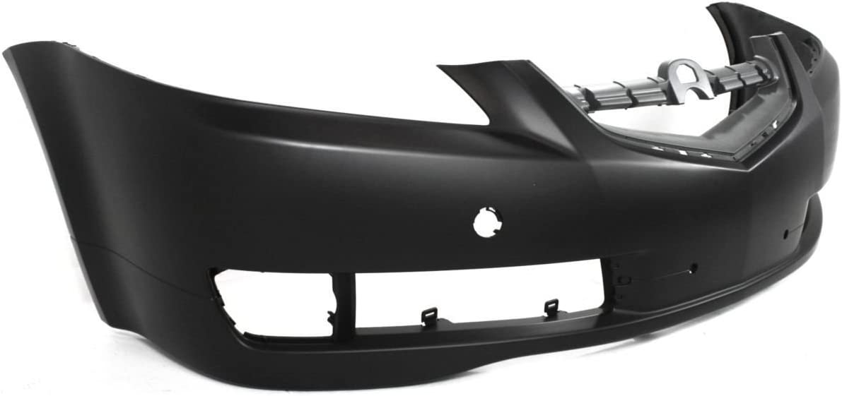 Painted to Match AC1000160 BUMPERS THAT DELIVER Front Bumper Cover Fascia for 2007 2008 Acura TL Base//Navi 07 08