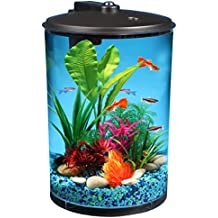 AquaView 3-Gallon 360 with Power Filter and LED Lighting