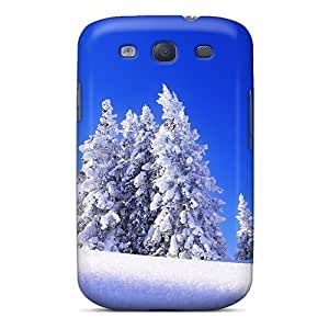 For Mwaerke Galaxy Protective Case, High Quality For Galaxy S3 Winter Skin Case Cover