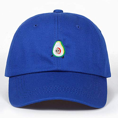 MKJNBH Baseball Cap Cotton Embroidery Adjustable Baseball Cap Men Women Dad Hip Hop Golf Hats ()