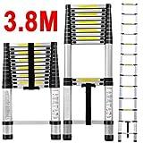Telescopic Ladder (2.6m / 3.8m / 4.4m) (3.8m)