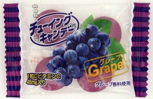 Meiji chicle de mascar dulces de uva 5 tabletas X20 bolsas: Amazon.es: Alimentación y bebidas
