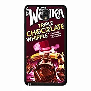 Willy Wonka and the Chocolate Factory Samsung Galaxy Note 3 Case,Willy Wonka Funda For Samsung Galaxy Note 3