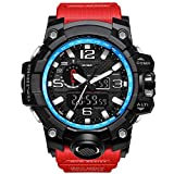 Best Digital Watches - Bounabay Men's Military Digital Sport Watch Water Resistant Review