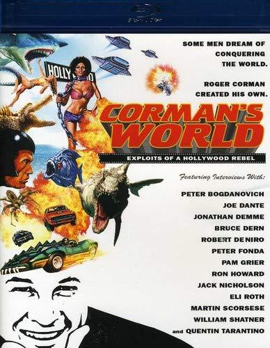 CormanS World Edizione: Stati Uniti USA Blu-ray: Amazon.es ...