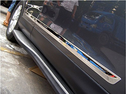 Salusy Car body Side Door Molding Trim For Honda CRV CR-V 2012-2016