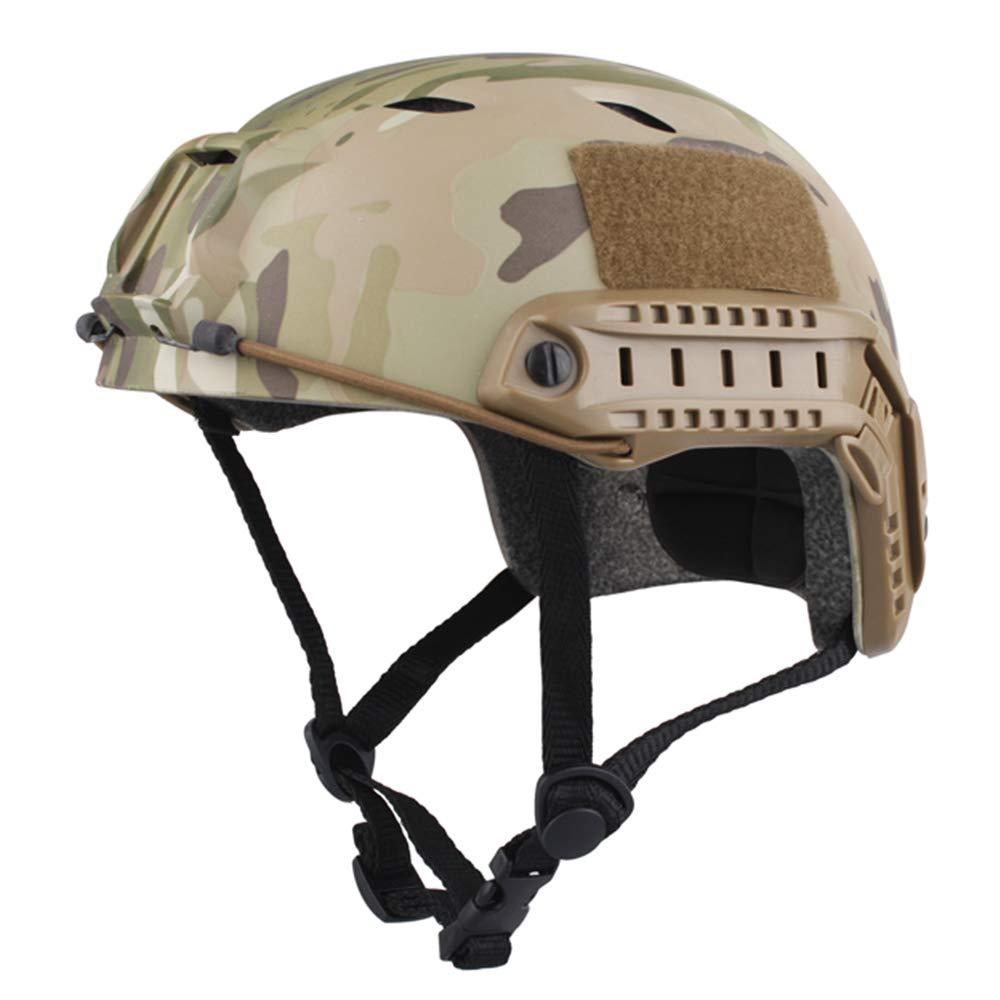 EMERSONGEAR Fast Helmet, BJ Version Tactical Military Combat Helmet MC by EMERSONGEAR