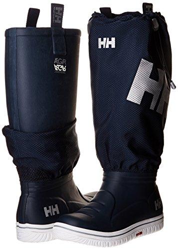 Helly Hansen Aegir Ocean Stiefel Blau Marine/Blanc/Rouge Taille Blau - Marine/Blanc/Rouge