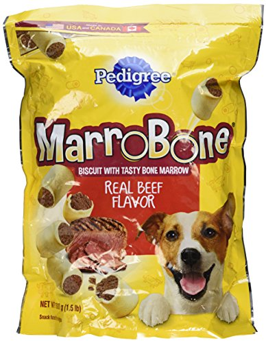 Pedigree Marrobone - Real Beef Flavor - 1.5 lb