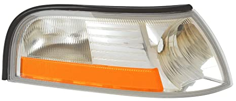 For 2003 2004 2005 Mercury Grand Marquis Turn Signal Corner Light Lamp Passenger Side Replacement