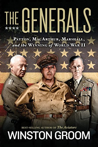 Marshall Led Sign - The Generals: Patton, MacArthur, Marshall, and the Winning of World War II