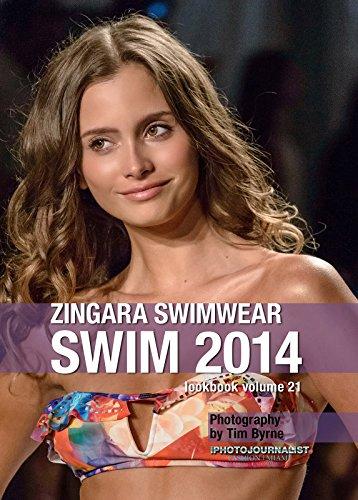 Zingara Swimwear Swim 2014 Lookbook Volume 21 (Swim 2014 Lookbook: Mercedes-Benz Fashion Week Swim Miami 2014)