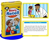 Story Retell Fun Deck Cards - Super Duper Educational Learning Toy for Kids