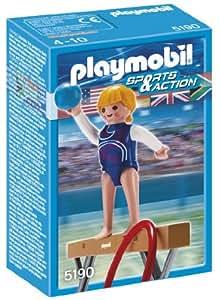 Playmobil 626716 - Olímpico Barra De Equilibrio
