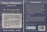 Men's Depo-melanin Scalp Serum. A