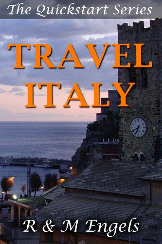 Book: Italy-A feast for the Senses (The Quickstart Series) by R & M Engels