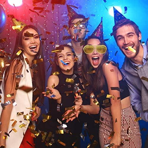 Relaxdays Gafas Rockero, Accesorio Disfraz de Carnaval, Fiestas ...