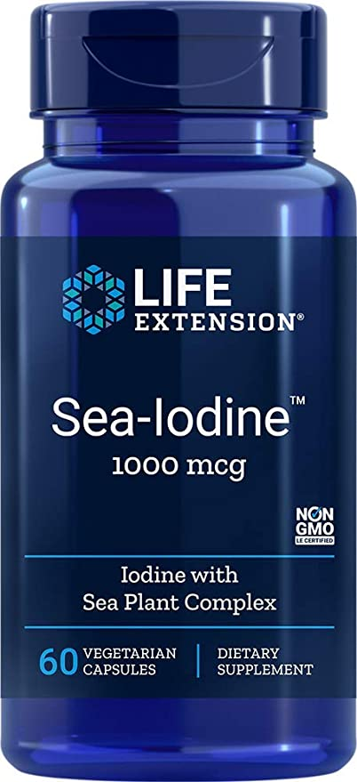 Life Extension Sea-Iodine Capsules