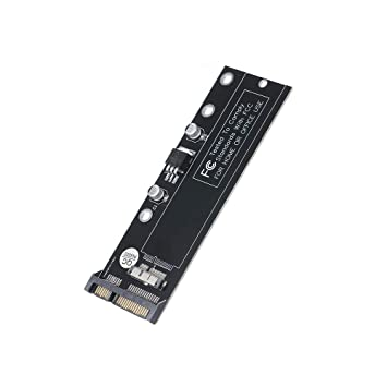 Grborn Unidad de Disco Duro SSD a SATA III 22Pin para Macbook Air ...