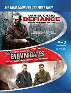 Defiance / Enemy At The Gates (Two-Pack) [Blu-ray]