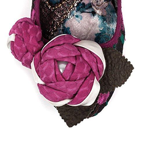 20a Di Scelta In Bellezza Alto 4331 Corte Scarpe Erba Delle Rosa Tacco Delle Rosa Donne Irregolare Xqvxwrp5v