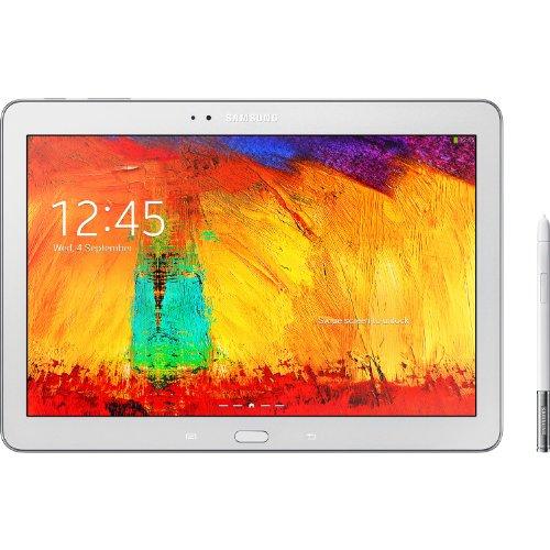 Samsung Galaxy Note 10.1 (2014 Edition) P605 32GB LTE White Factory GSM Unlocked International Version No Warranty