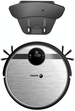 Aspirateur Robot Intelligent 3 en 1 avec télécommande Fagor
