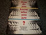 How Do You Know Who You Are?, Parker, 0025947206