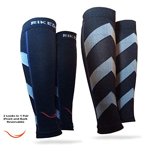 Graduated Calf Compression Sleeves Socks product image