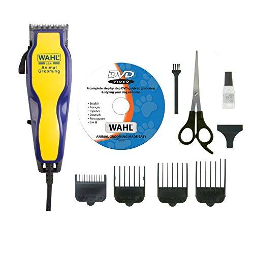 Wahl  9269-810 Multi Cut Mains Dog Clipper Set & Instructional DVD Blue /...