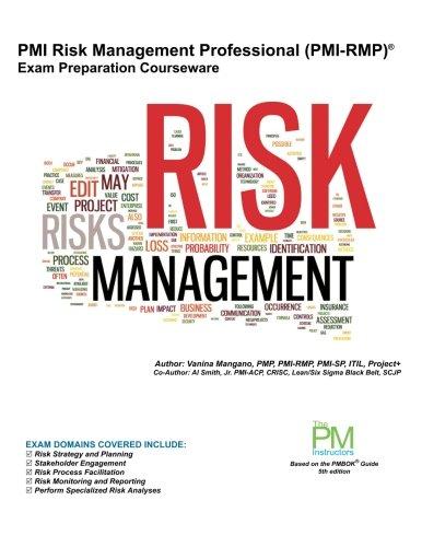 PMI Risk Management Professional (PMI-RMP) Exam Preparation Courseware: PMI-RMP Exam Preparation: Classroom Series (Part