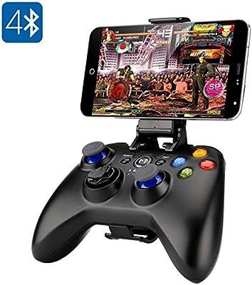 Mando de Juego Bluetooth Gamepad Smartphone 2 Sticks 8 Botones ...