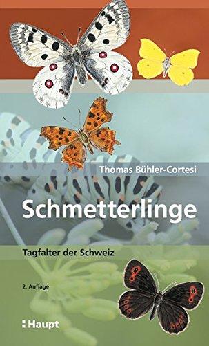 Schmetterlinge: Tagfalter der Schweiz