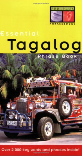 Essential Tagalog Phrase Book (Essential Phrasebook Series)