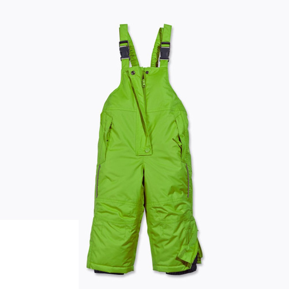 Kleinkinder Mädchen Schneehose NEU grün (80)