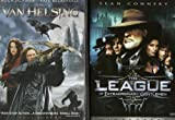 Van Helsing , the League of Extraordinary Gentlemen : 2 Pack Horror Suspense Collection