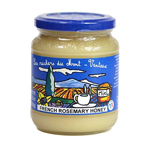 Provence Rosemary Honey, 17.6 oz (500g) by Les Ruchers du Mont-Ventoux