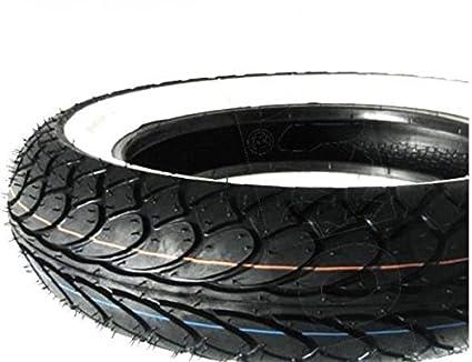Neumáticos mitas MC22 pared blanca 100/80 - 10 TL Roller ...