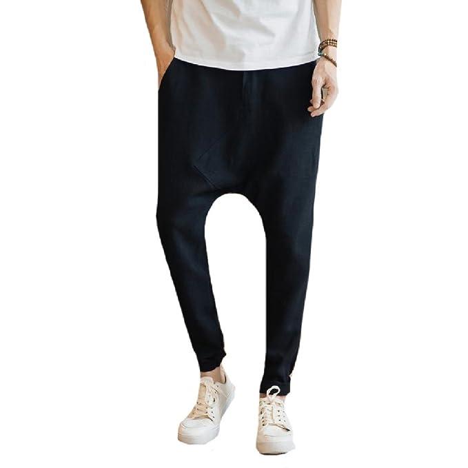 bccdfb68e1a Tootless-Men Cozy Linen Casual Spring Summer Cargo Pants at Amazon ...