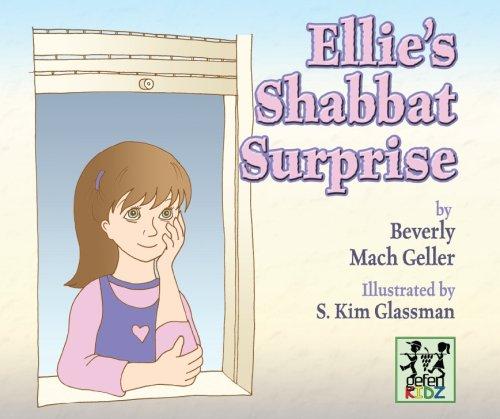 Ellie's Shabbat Surprise pdf