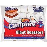 Campfire Giant Roasters Premium Quality Marshmallows, 24 oz Bag (2)