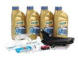 BLAU F2A1013-B VW Golf ATF Automatic Transmission Fluid Filter Kit - 2003-06 w/ 5 Speed Tiptronic