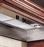 Dacor 42 In. Stainless Steel Integrated hood Liner - IHL42