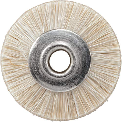 (Extra Soft Unmounted Bristle Brush 3/4