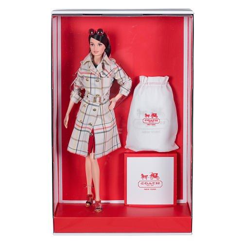 (Barbie Collector Coach Designer Doll )