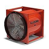 Allegro Industries 9516 High‐Output Blower, 2 hp, 16''