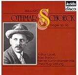 Schoeck: Elegy Op 36